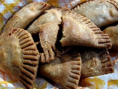 Афганские постные пирожки Boulanee afgani
