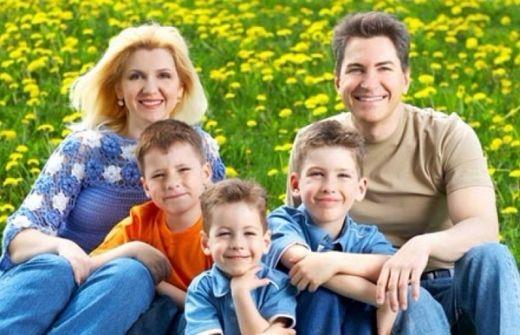 Психология многодетной семьи