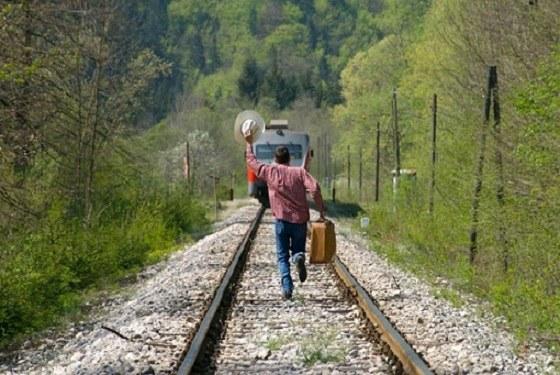 Догнать поезд непросто