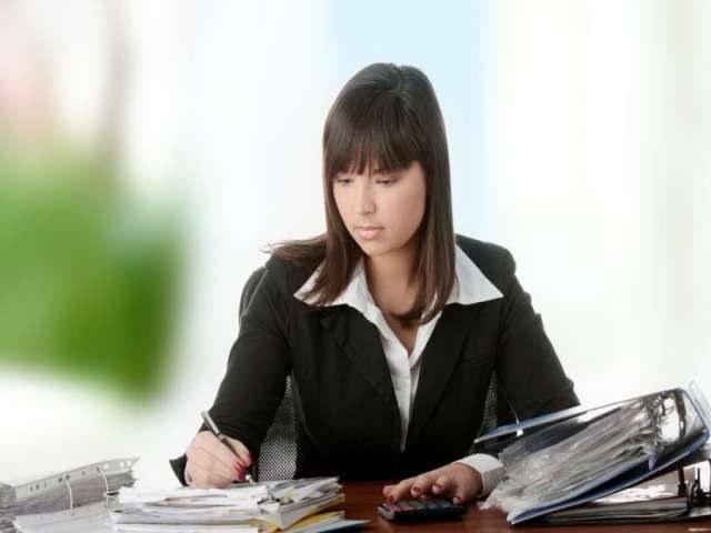 Как проходит рабочий день бухгалтера