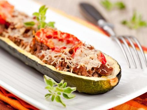 Какие блюда приготовить из кабачка