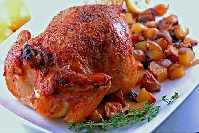 Как сделать куриную корочку хрустящей