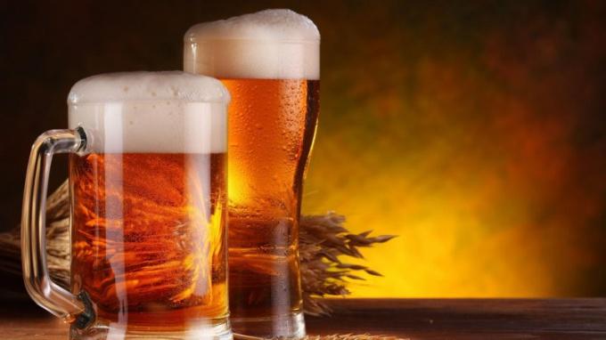 Какие витамины есть в пиве