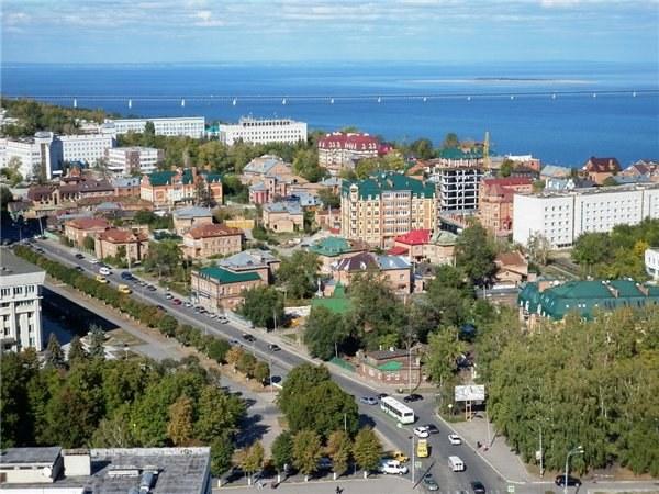 До Ульяновска на автобусе