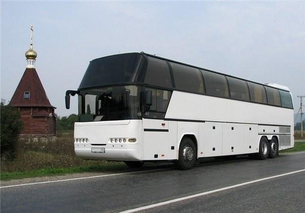 Автобус Москва - Курск