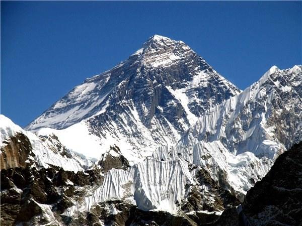 Самая высокая точка в мире