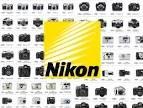 Nikon - один из производителей цифровых зеркальных аппаратов.