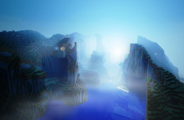 При наличии тумана игра становится загадочнее