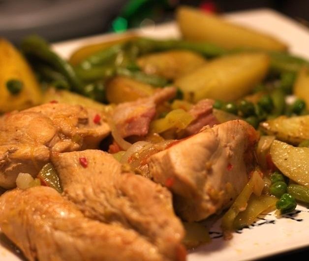 Цыпленок чилиндрон