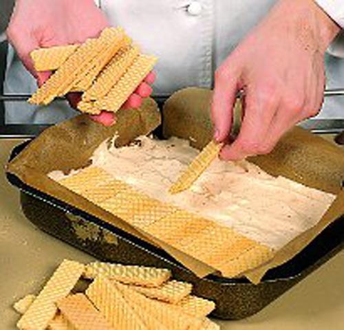 Как сделать торт из коржей со сгущенкой фото 722