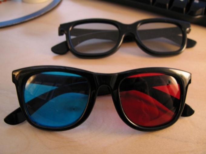 Как сделать 3д очки своими руками