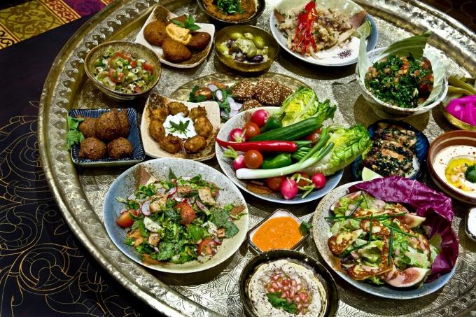 Яркая и щедрая кухня Марокко