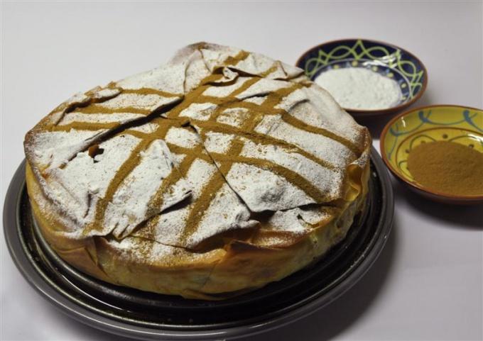 Мясной пирог пастилла