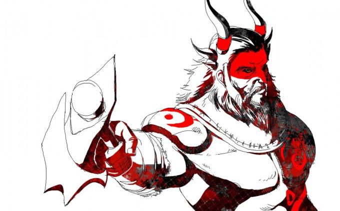Beastmaster - пожалуй, самый гибки герой в игре