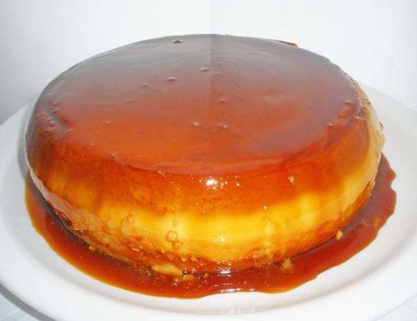Пирог «Карамелька»