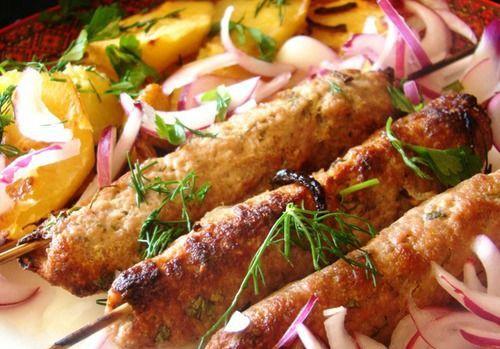 Вкусный и ароматный люля-кебаб