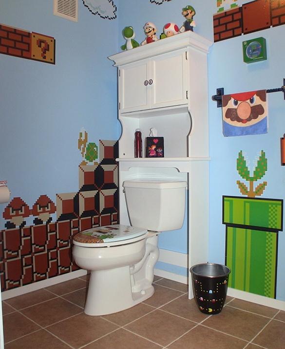 Как визуально увеличить пространство туалетной комнаты