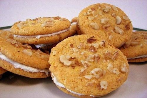 Греческое печенье «Зимний сон»