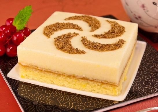 пирожное апельсин рецепт #8