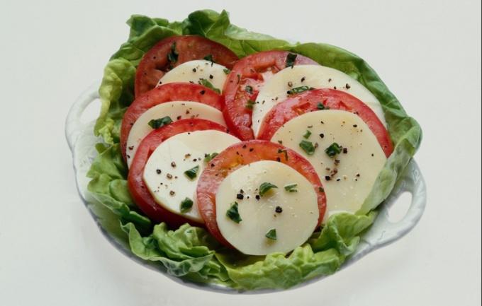 Вкусные закуски из помидоров