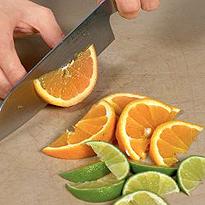 Как приготовить клюквенно-апельсиновый пунш