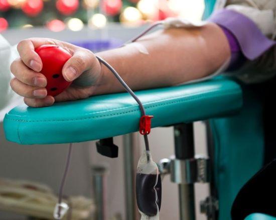 Польза от донорства крови
