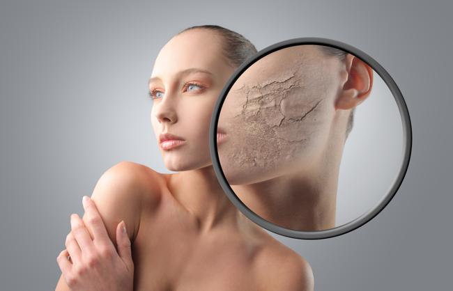 Уход за сухой кожей лица: маски