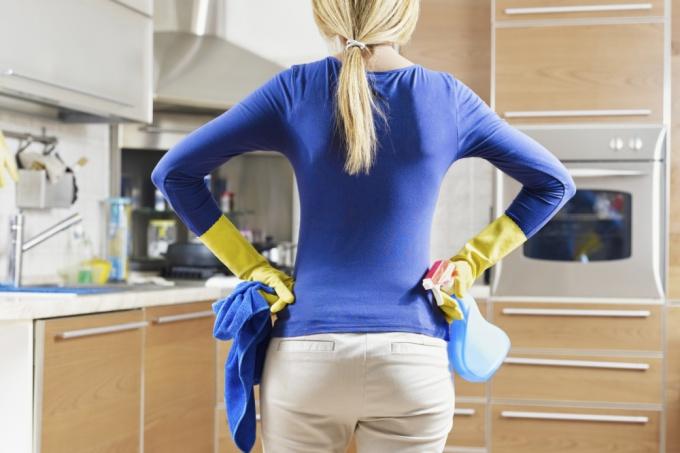 Как быстро сделать уборку перед приходом гостей