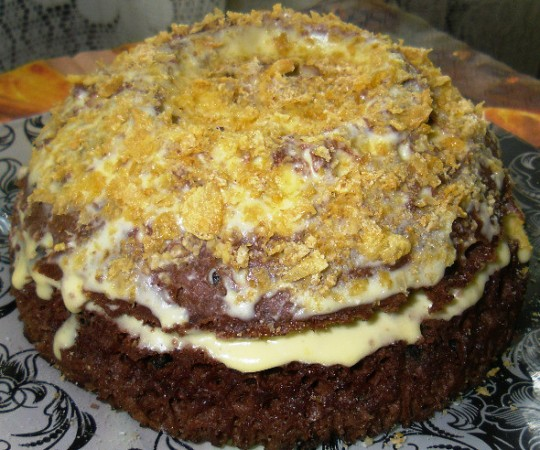 Торт  «Неженка»
