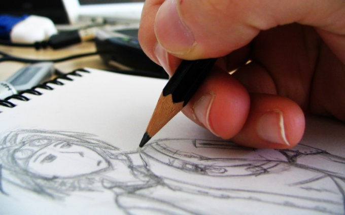 Рисование портрета