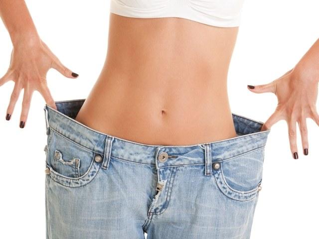 Как скинуть лишний вес за месяц