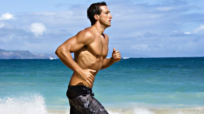 how to improve cardio: running as one of the ways