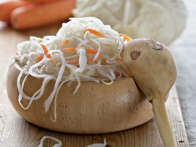 Как солить капусту холодным методом