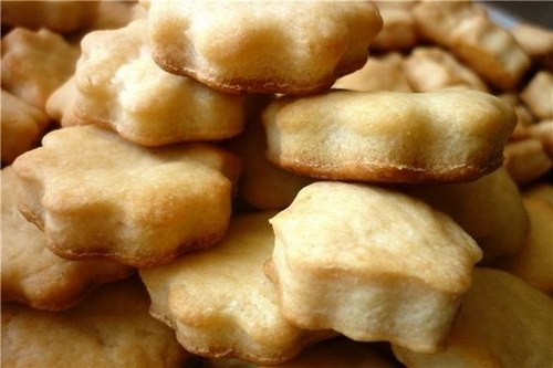 Печенье из плавленых сырков