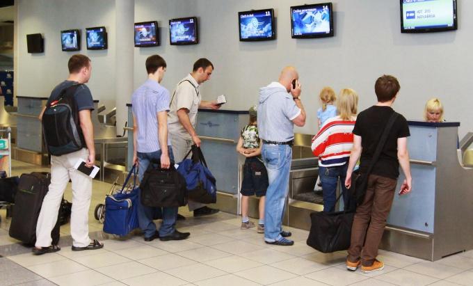 Как пройти регистрацию в аэропорту