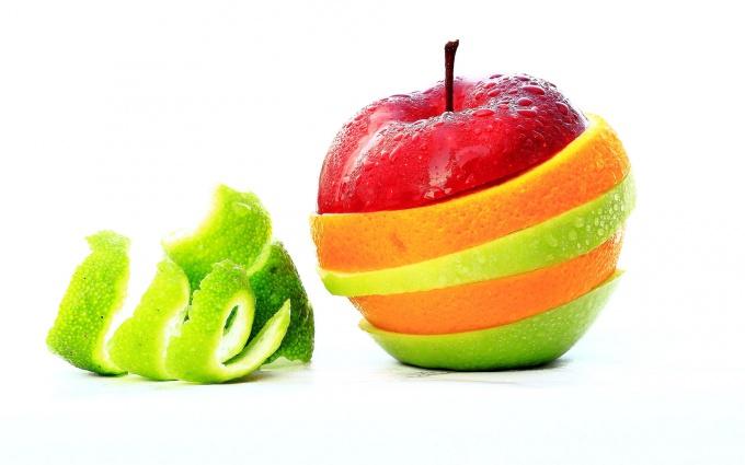 Чем полезна кожура фруктов