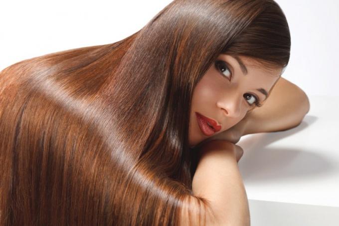 Как сделать волосы густыми и толстыми