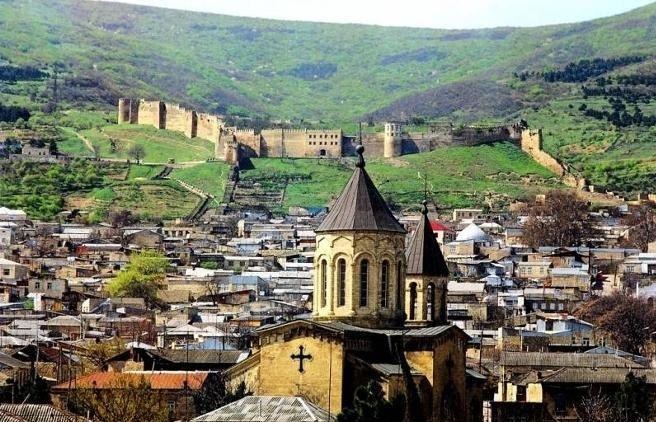 Самые красивые города Кавказа