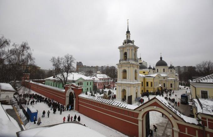 Покровский старопигиальный женский монастырь