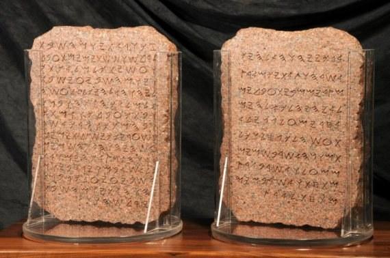 Каким был первый алфавит