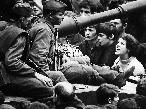 Чехословакия 1968