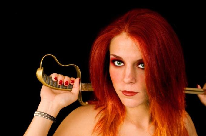 Как подобрать оттенок рыжего к волосам