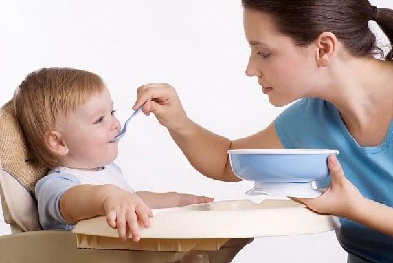 Чем кормить 8-месячного ребенка
