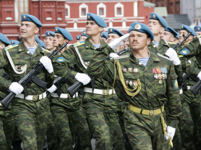 Какие бывают военные специальности