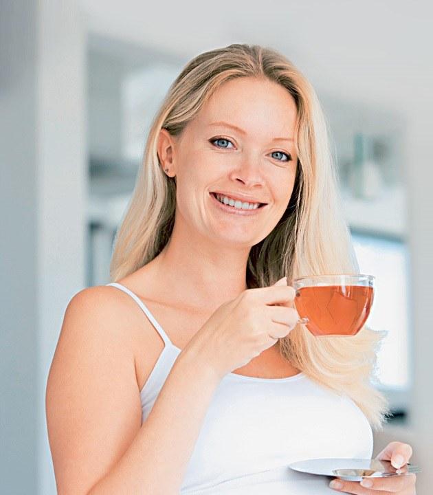 Почему беременным назначают пить почечный чай