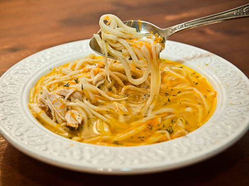 Как сварить суп без картофеля