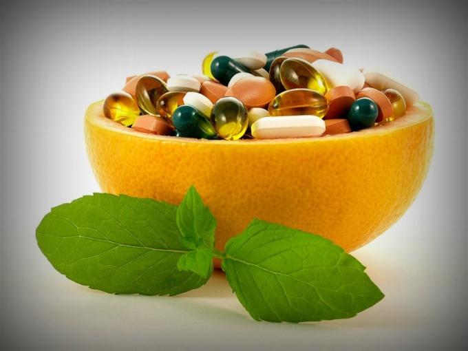 Биологически активные добавки помогают компенсировать неполноценность питания