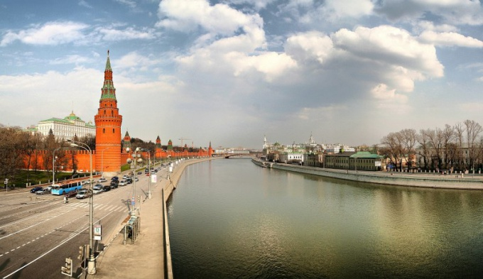 Where to go with girlfriend in Moscow