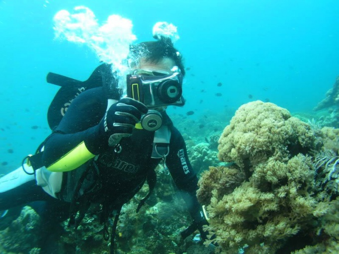 Как выбрать водонепроницаемый фотоаппарат