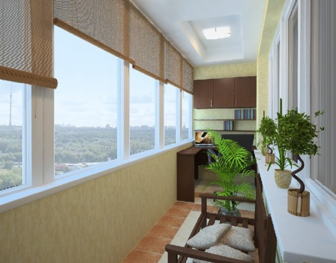 Входит ли балкон в общую площадь квартиры